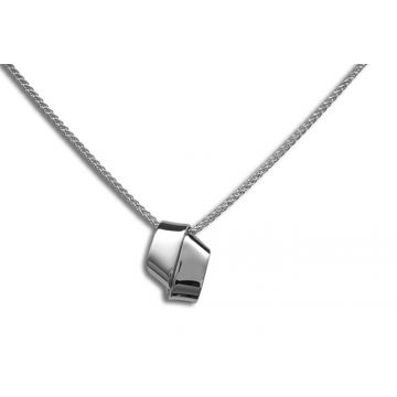 Ed Levin Sterling Silver Pendant