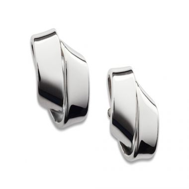Ed Levin Sterling Silver Earrings