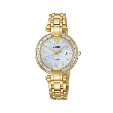 Seiko Tressia Solar Women Watch